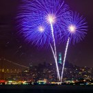 Coit Tower, 4th of July